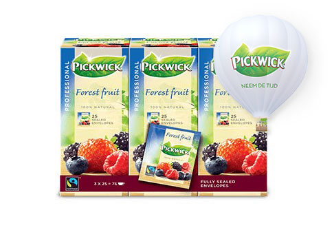 Pickwick Bosvruchten Fairtrade