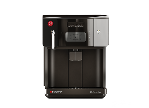 schaerer coffee joy koffiemachine douwe egberts zakelijk. Black Bedroom Furniture Sets. Home Design Ideas