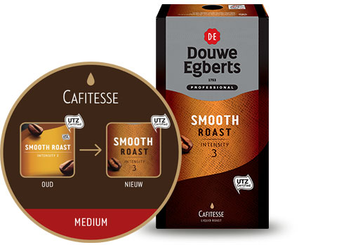 Cafitesse Koffie Smooth Roast