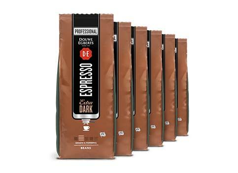 Licht Gebrande Koffiebonen : Koffiebonen en espressobonen online bestellen douwe egberts zakelijk