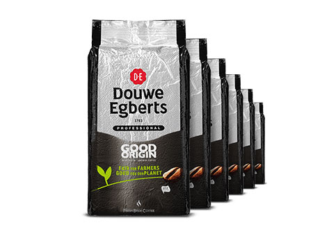 Douwe Egberts Fresh Brew Good Origin