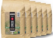 Douwe Egberts Medium Roast Espressobonen Biologisch en Fairtrade