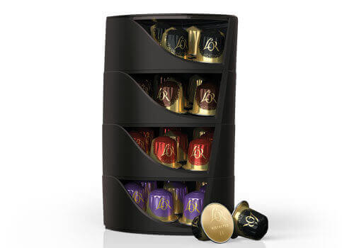 L'OR capsule dispenser