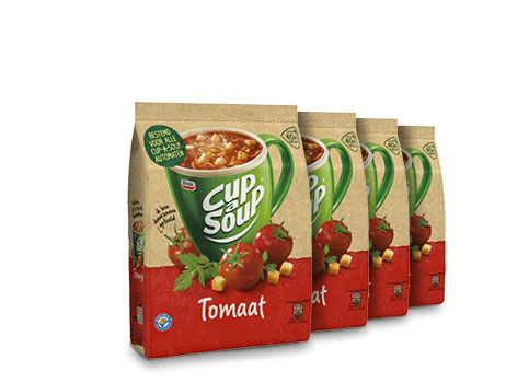 Automaten Cup-a-Soup Tomaat