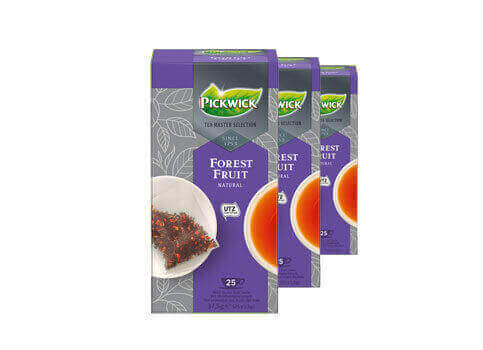 Pickwick Tea Master Selection Forest Fruit