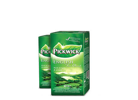 Pickwick English Tea Blend, voor Cafitesse automaat