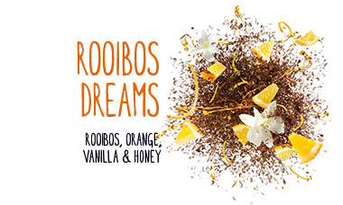 slow tea blend rooibos dreams orange vanilla honey